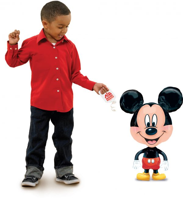 Balon Airwalker Mickey