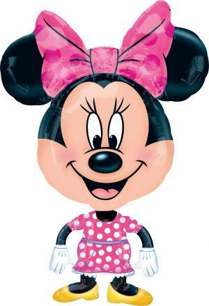 Balon Airwalker Minnie