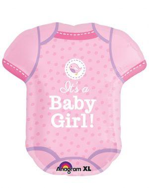 Balon Baby Girl SuperShape