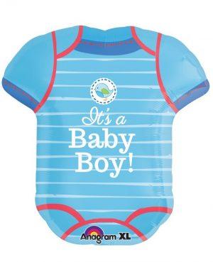 Balon Baby Boy SuperShape