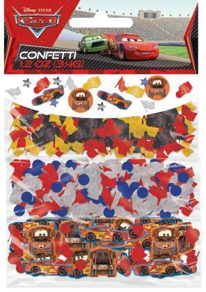 Confetti Cars