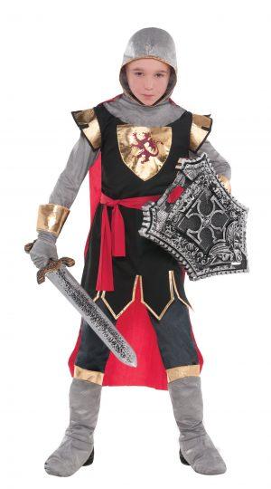 Costum Cavaler 8 10 Ani