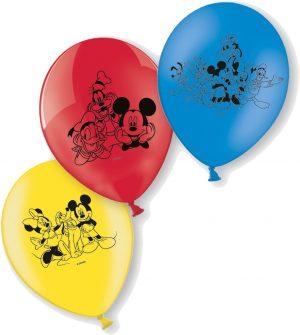 Baloane Latex Mickey