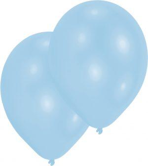 Baloane Latex 10 Buc Albastru