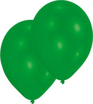 Baloane Latex 10 Buc Verde