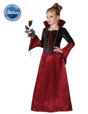 Costum Copil Vampirita Regala 8 10 Ani