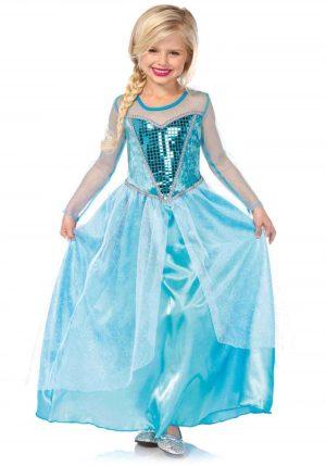 Costum Elsa Regina Ghetii
