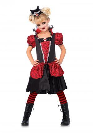 Costum Copil Vampirita Rebela