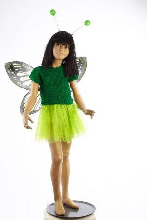 Costum Fluture