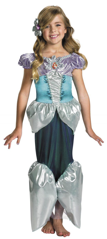 Costum Disney Ariel Shimmer