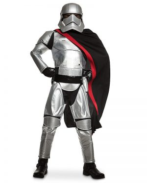 Costum Captain Phasma 5 6 Ani