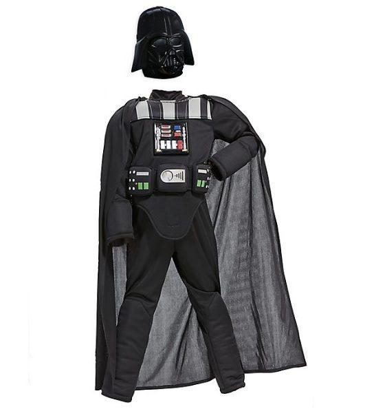 Costum Darth Vader 3 4 Ani