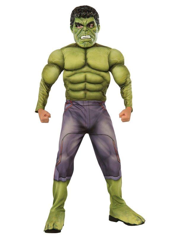 Costum Hulk Avengers
