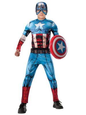 Costum Capitan America Hulk