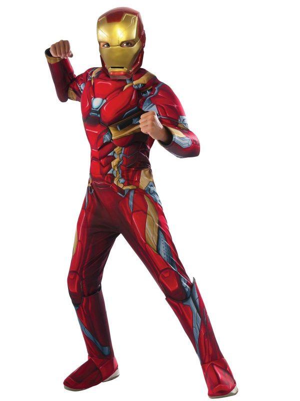 Costum Iron Man Civil War