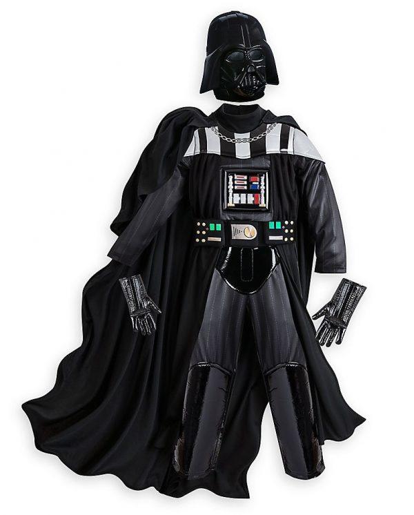 Costum Darth Vader 7 8 Ani