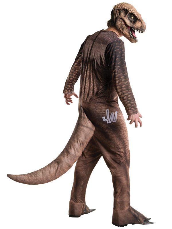 Costum Jurassic World T Rex