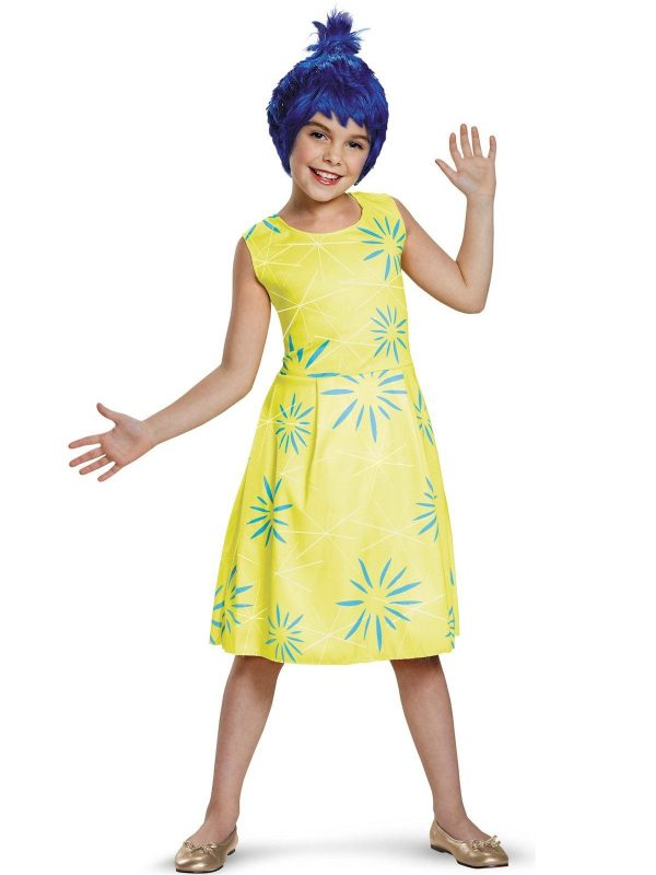 Costum Disney Inside Out Joy