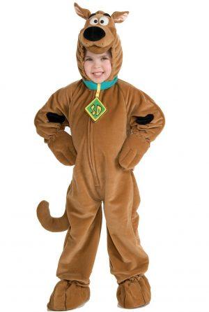 Costum Catel Scooby Doo