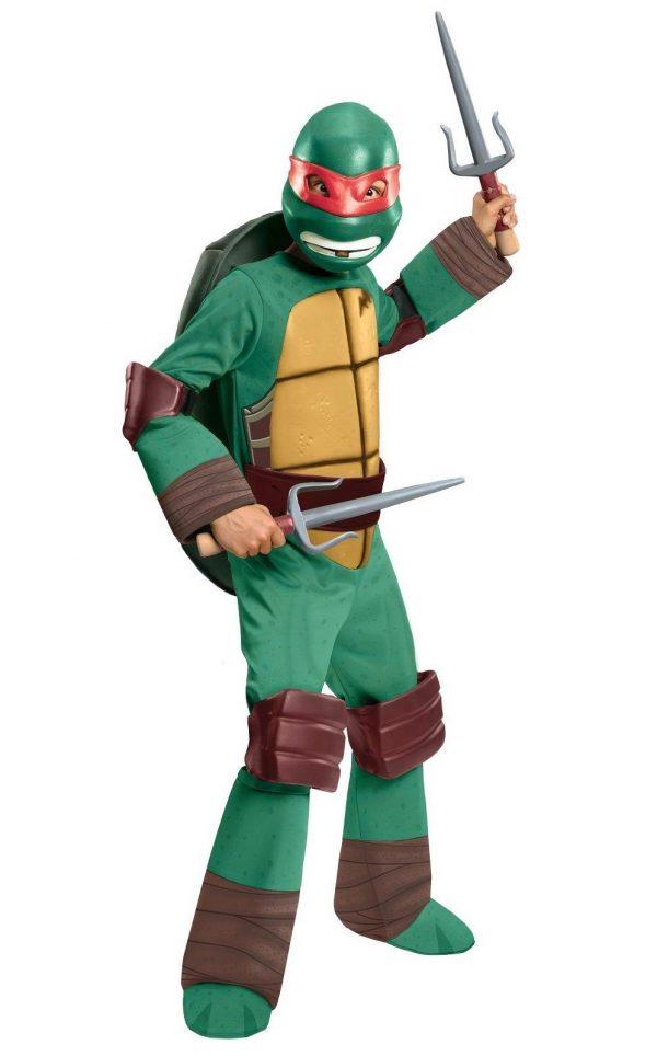 Costum Testoasele Ninja Raphael