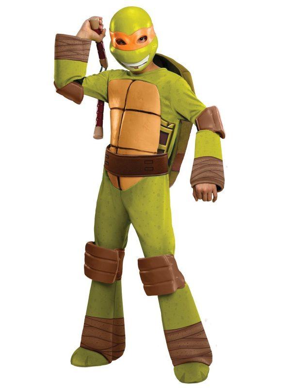 Costum Testoasele Ninja Michelangelo