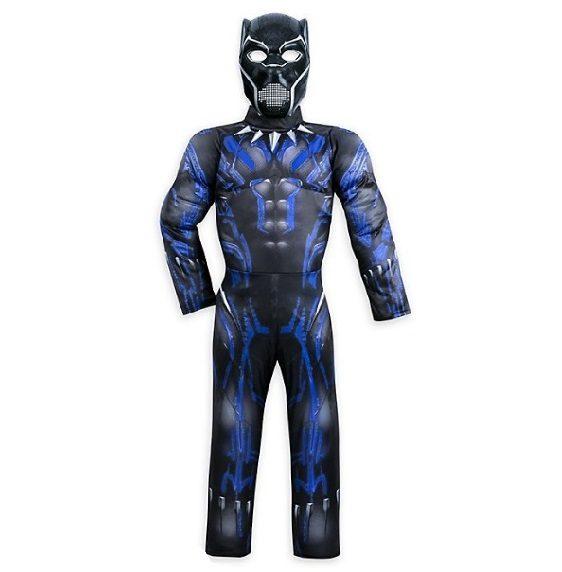 Costum Black Panther