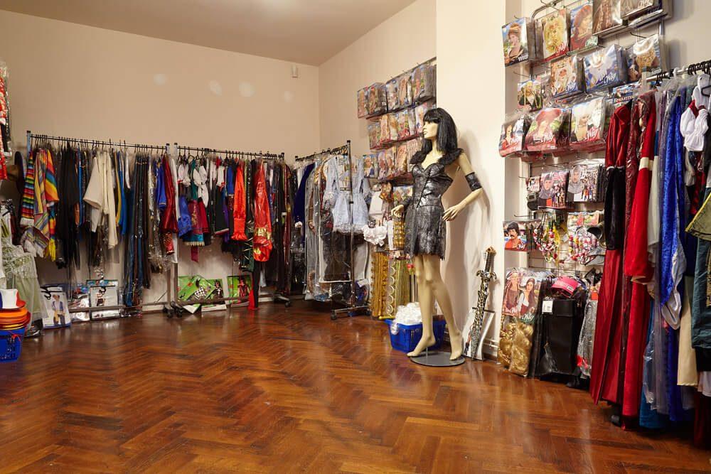 Magazin interior patru