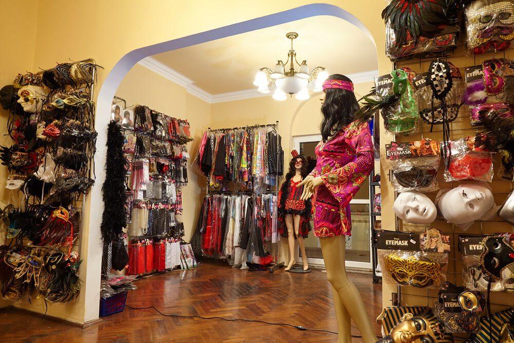 Magazin interior cinci