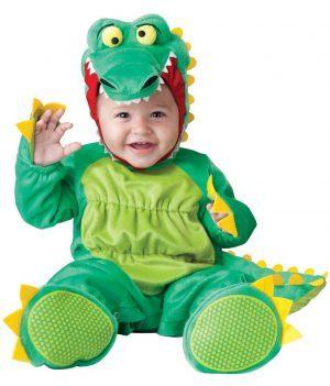 Costum Bebe Aligator