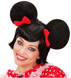 Peruca Minnie Mouse