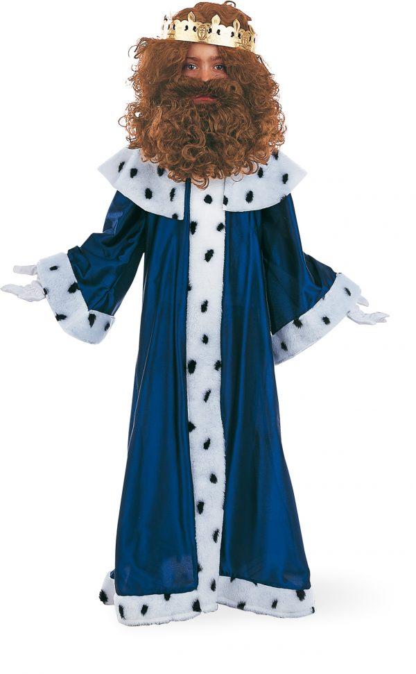 Costum Mag Albastru Copil