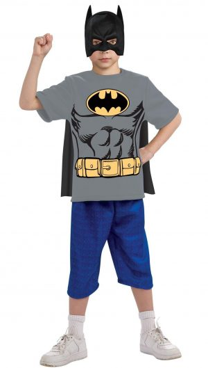 Costum Batman Copil Kit