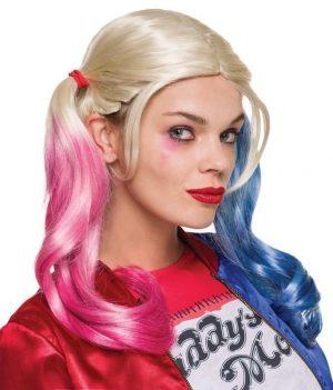 Peruca Harley Quinn Suicide Squad