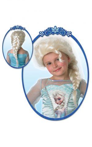 Peruca Copil Elsa