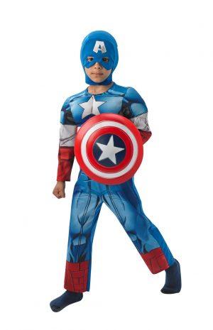 Costum Capitan America