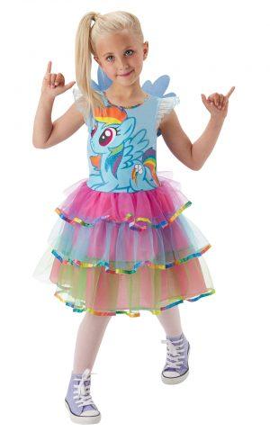 Costum Rainbow Dash Micul Meu Ponei