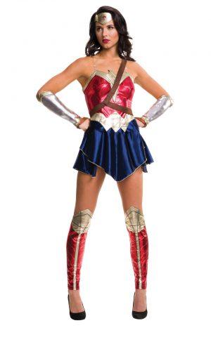 Costum Wonder Woman Adult