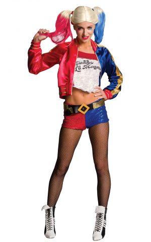 Costum Harley Quinn Adult Suicide Squad