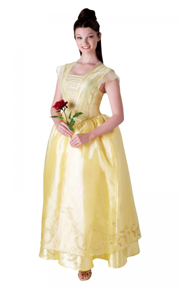 Costum Belle Disney Beauty And The Beast