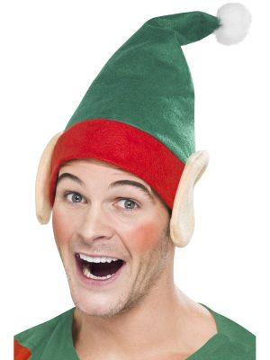 Palarie Elf Craciun