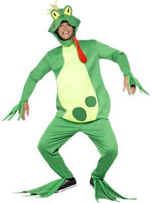 Costum Broasca