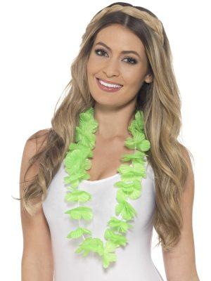 Ghirlanda Hawaii Verde
