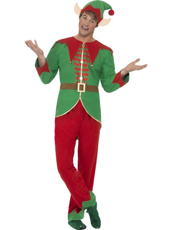 Costum Elf Barbat