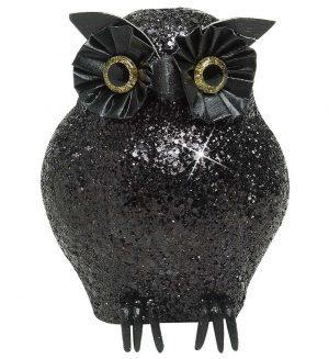 Bufnita Neagra Glitter
