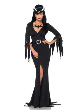 Costum Halloween Femeia Liliac