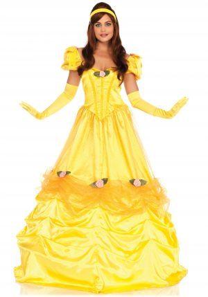 Costum Printesa Belle Adult