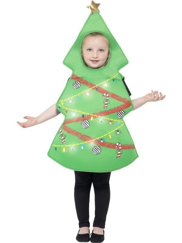 Costum Brad Craciun Copii