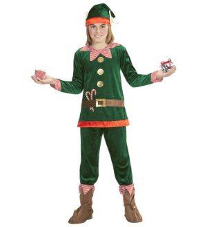 Costum Elf Ajutorul Mosului