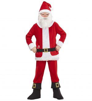 Costum Santa Claus Baiat