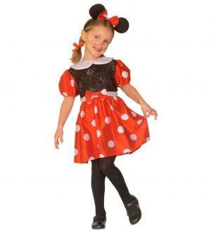 Costum Minnie Mouse